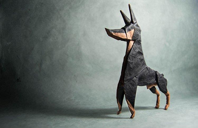 origami-art-gonzalo-garcia-calvo-doberman