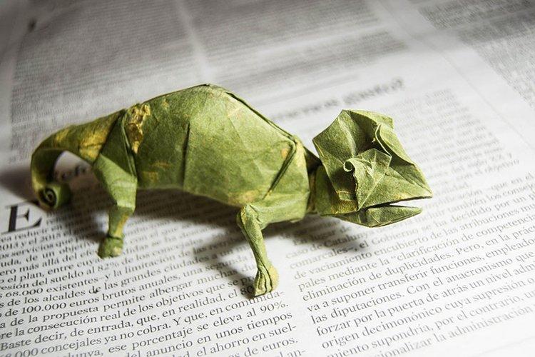 origami-art-gonzalo-garcia-calvo-lizard