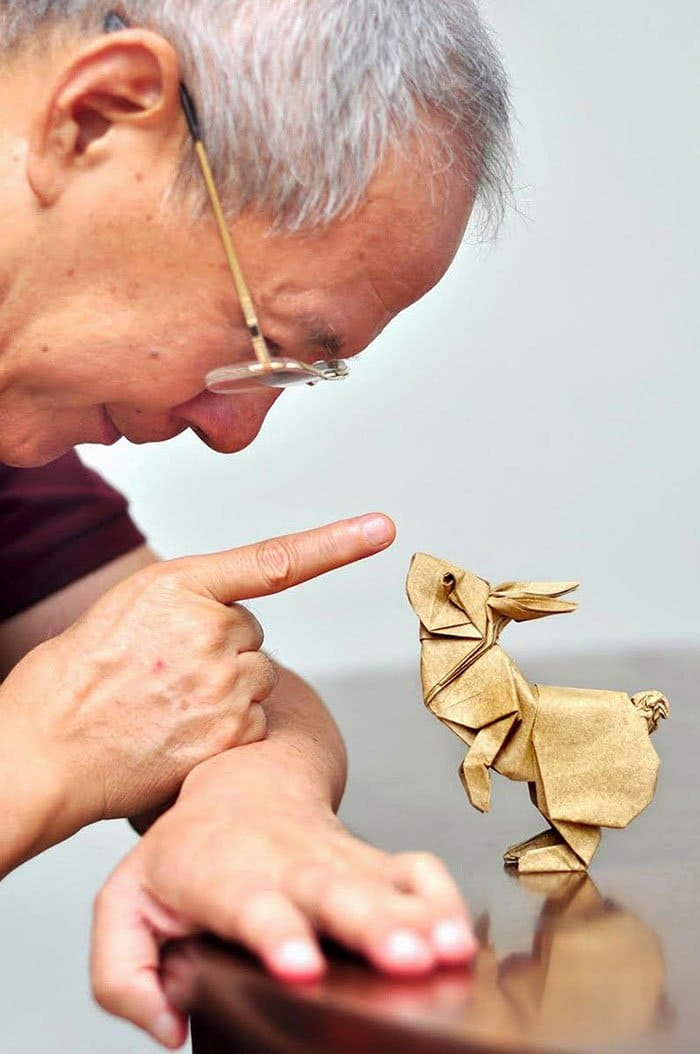 origami-bunny