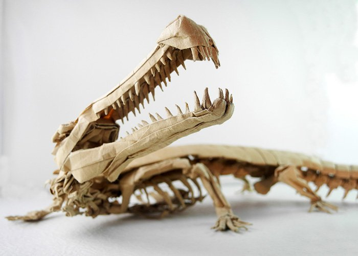 origami-croc