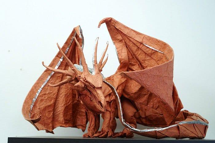 origami-dragon