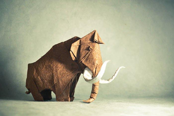 origami-elephant