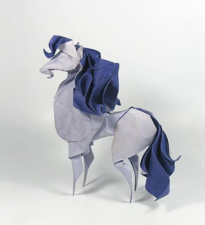origami-horse