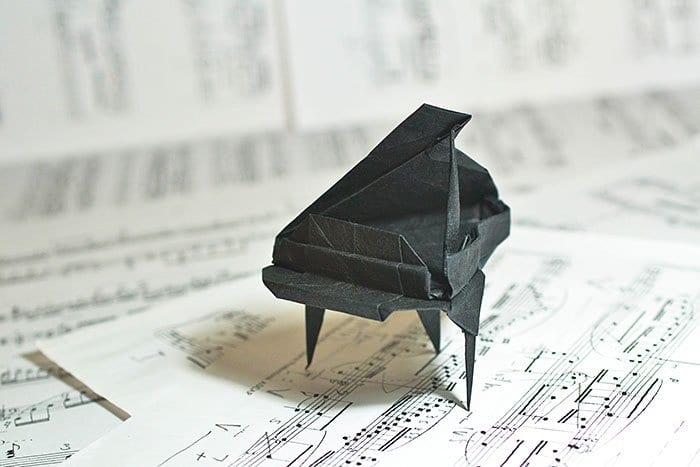 origami-piano