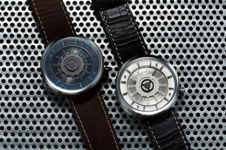 pair zelos cosmos watches