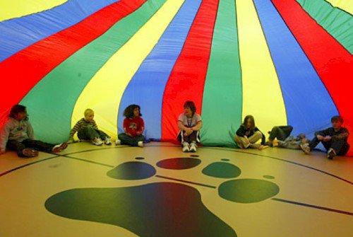 parachute days