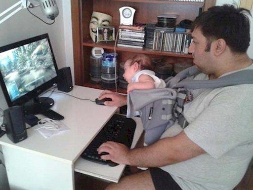 parenting-gaming