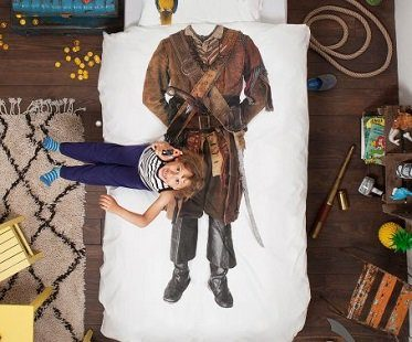pirate bedding set children