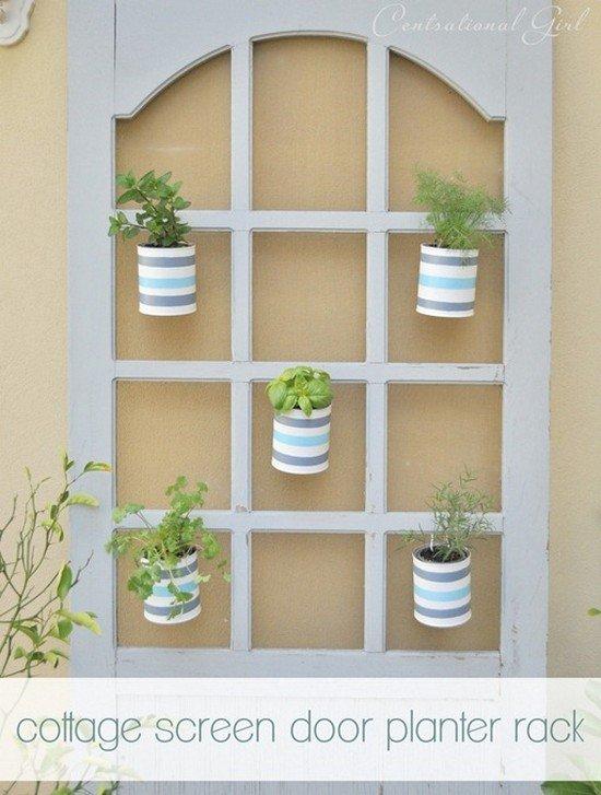 planter rack