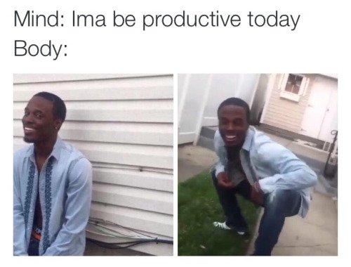 productive man