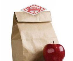 retro food bag clips