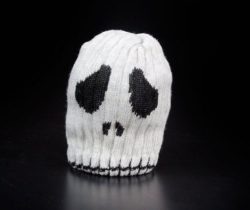 skull ball socks