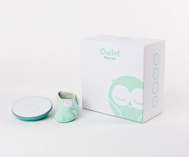 smart sock baby monitor box