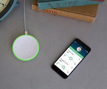 smart sock baby monitor wifi