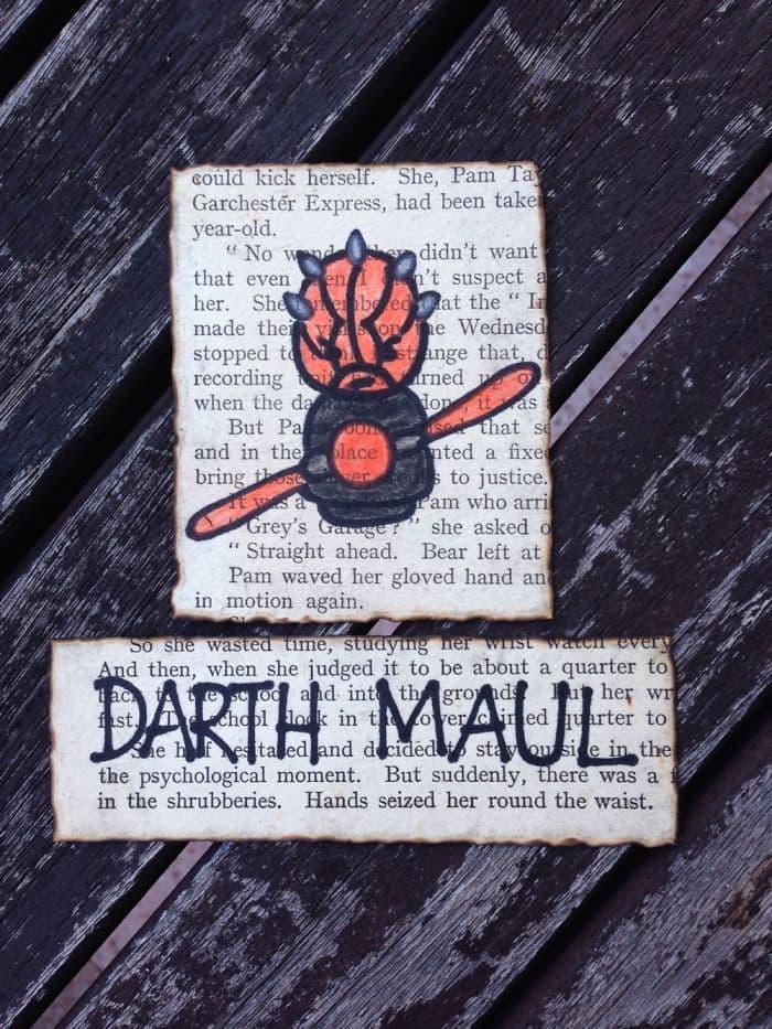 star-maul