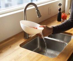 strainer bowl