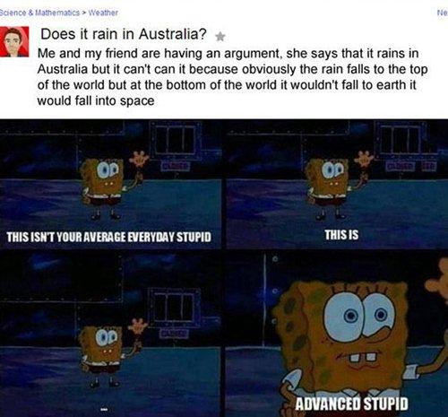stupidity-rain