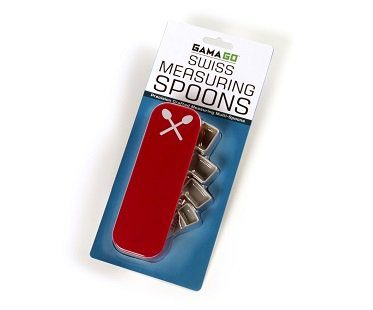 swiss measuring spoons pack