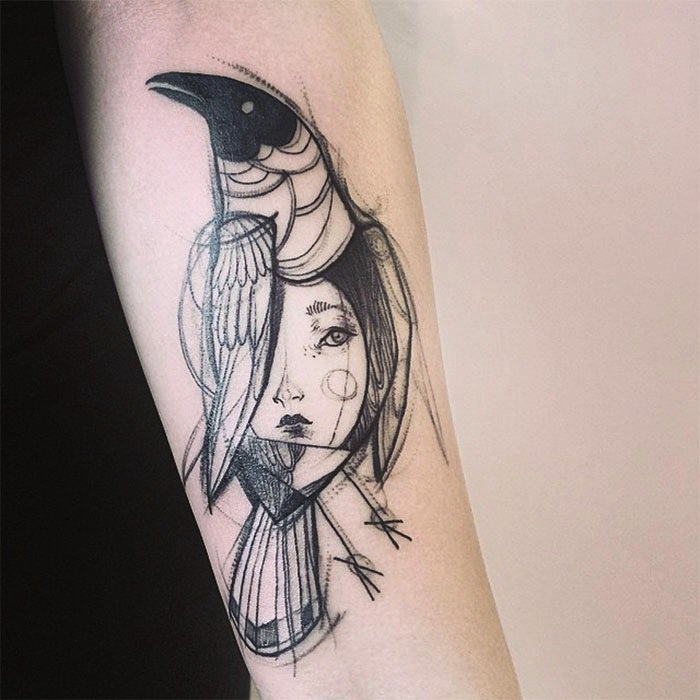 tattoo-bird