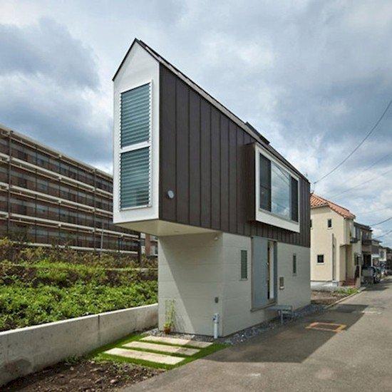 tiny angular house