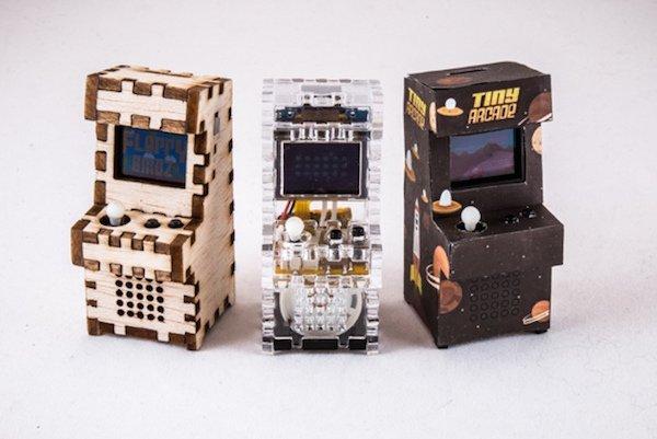 tiny-arcade-models
