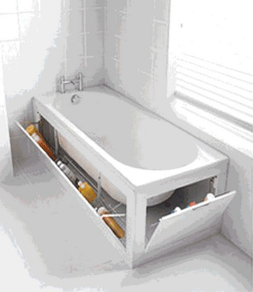 tub storage
