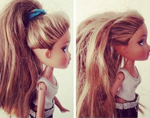 unruly-hair-struggles-ponytail
