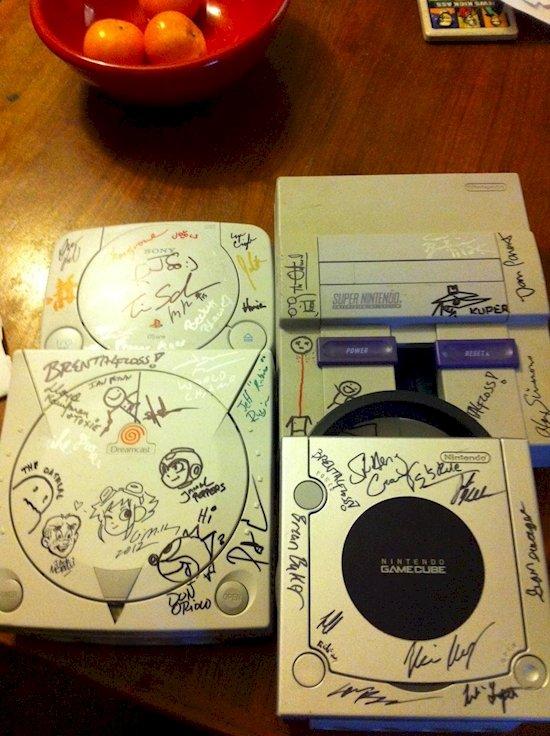 weird-celebrity-autographs-games-consoles
