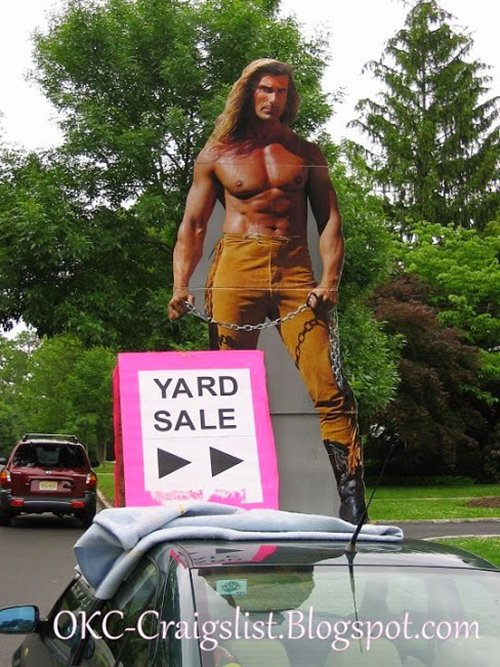 15 Awesome Yard Sale Signs To Make You Want To Buy People ...