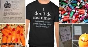 Adults Ruined Halloween