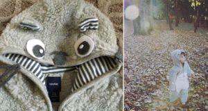 Aline Dam Totoro Kids Costume