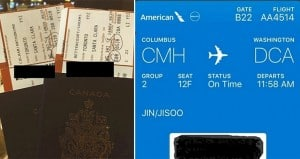 Boarding Pass Online Dangerous