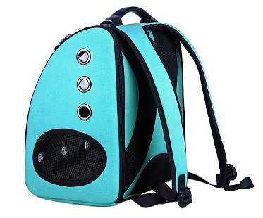Bubble Backpack Pet Carrier side view
