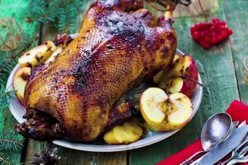 Christmas Dinners Around The World