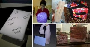 Christmas Wrapping Fails