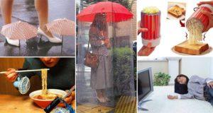 Crazy Genius Japanese Inventions