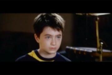 Daniel Radcliffe's Harry Potter Screen Test