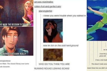 Disney Movies Meanings Jokes Facts