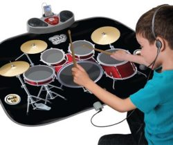 Drum Playmat
