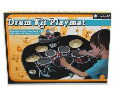 Drum Playmat box