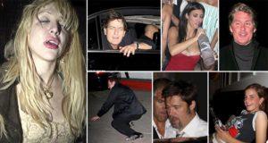 Drunken Celebrity Photos