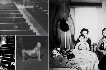 Eerie Photographs Ghosts