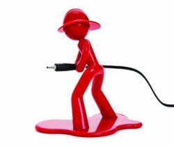 Fireman Charger Cable Holder