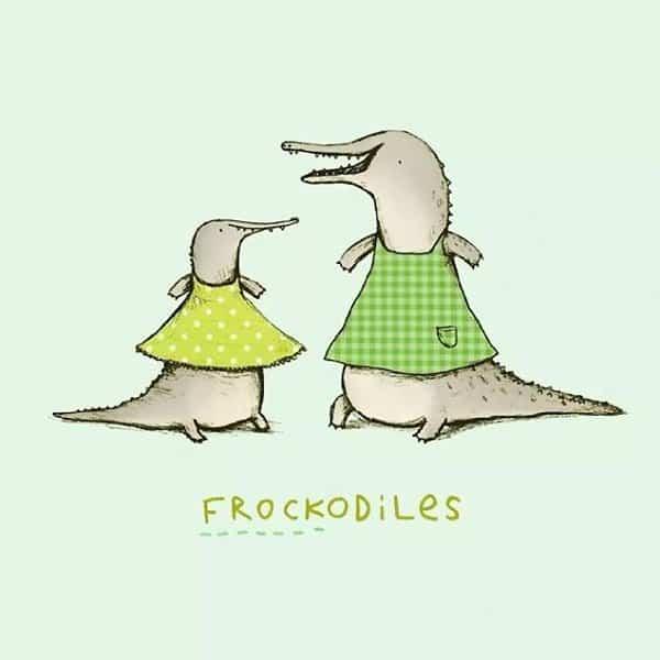 Frockodiles