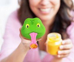 Frog Feeding Spoon