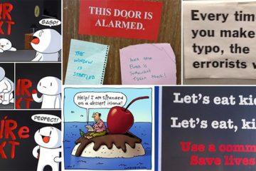 Grammar Nerds Jokes