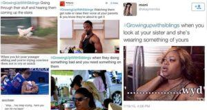 #GrowingUpWithSiblings