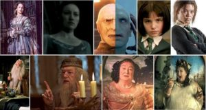 Harry Potter Characters That Were Replaced