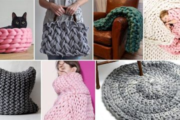 Home Knitting Projects DIY