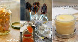 Homemade Health Remedies